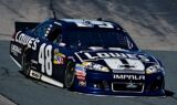 Jimmie Johnson and the No. 48 team at Loudon