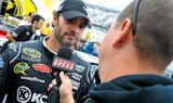 Jimmie Johnson and the No. 48 team at Dover