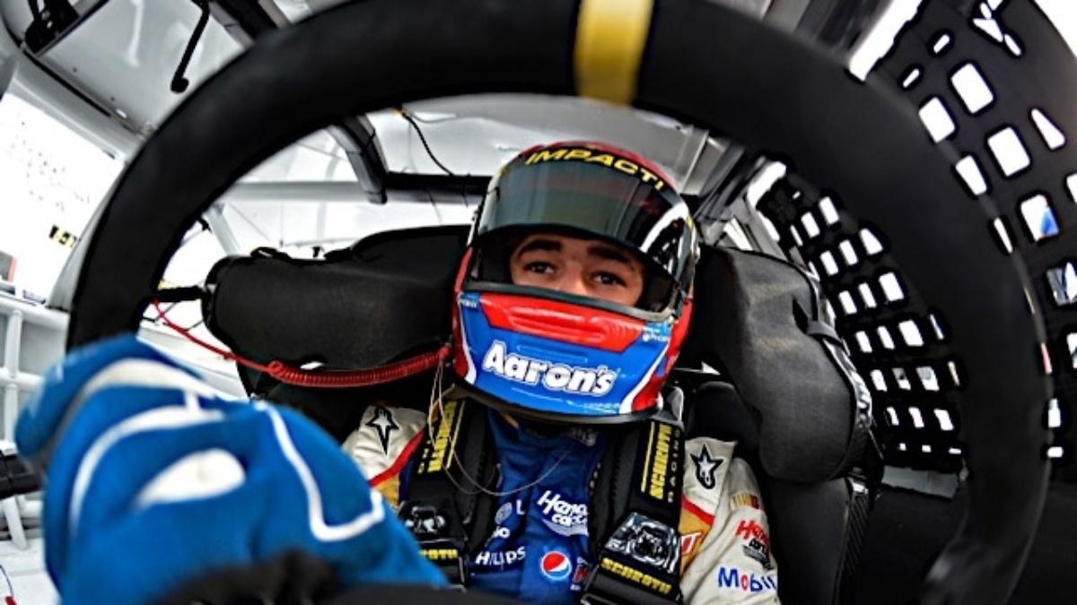 2012 highlights: Hendrick Motorsports driver Chase Elliott
