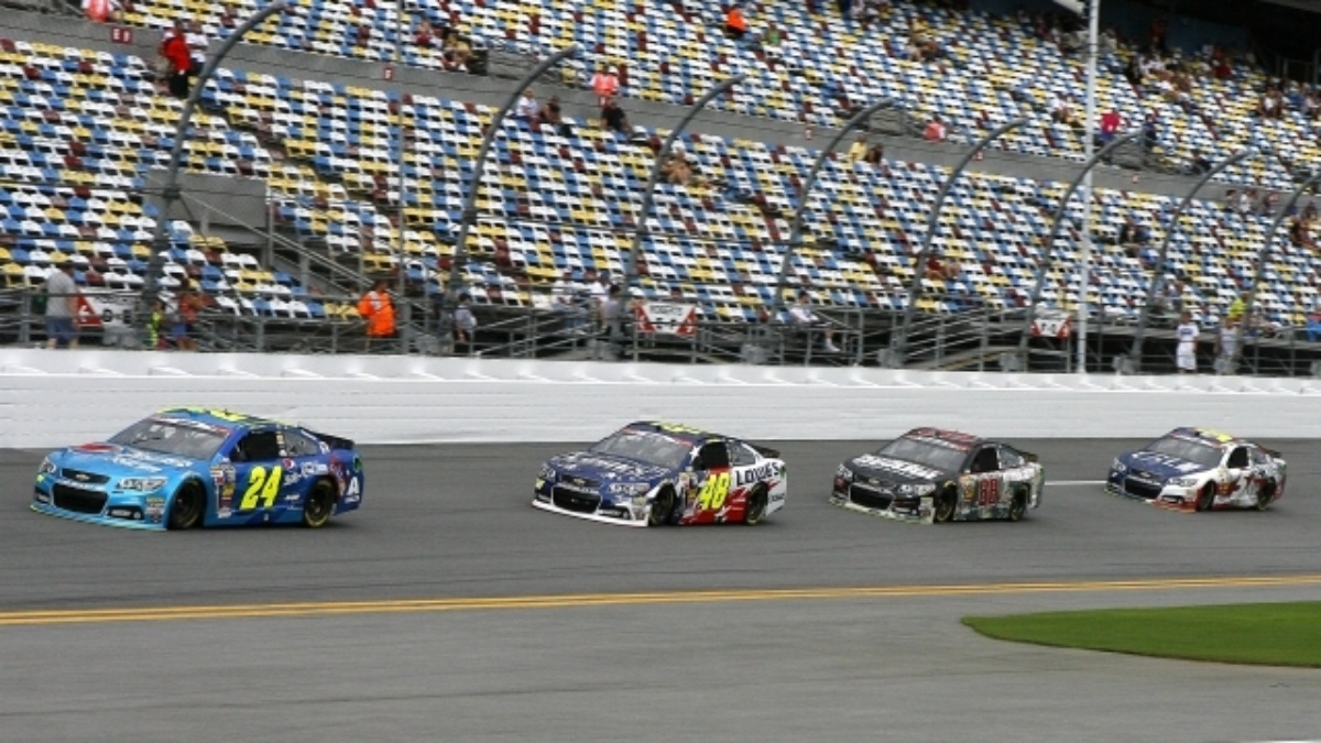2015 NASCAR Sprint Cup schedule released