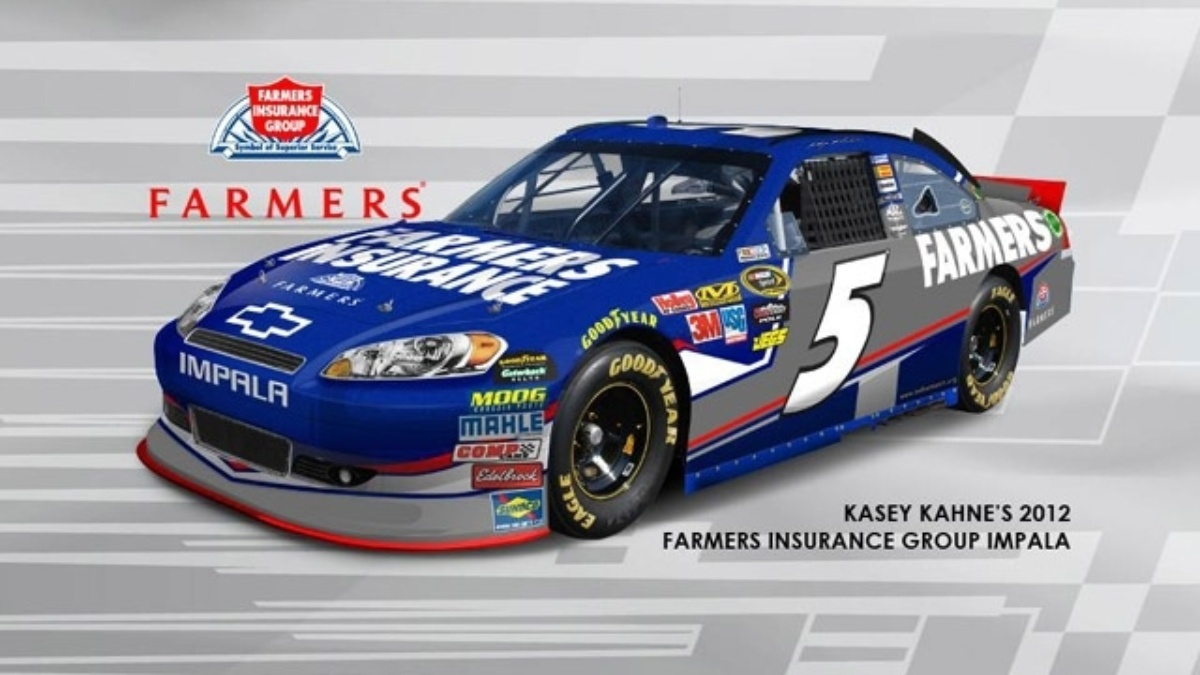 5 days of Farmers: 2012 car unveil