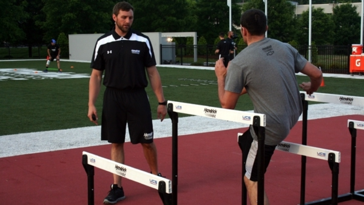 A Day in the Life: Matt Skeen, assistant strength and conditioning coach