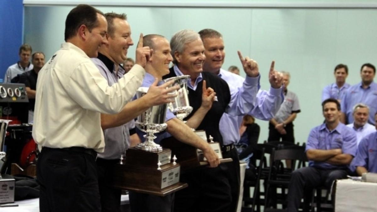 Dowless, Vester win Hendrick Engine Builder Showdown