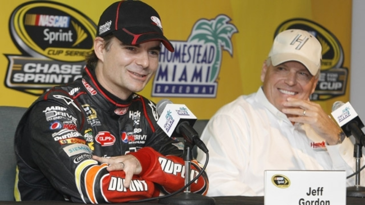 Drive to End Hunger congratulates Jeff Gordon, thanks fans, volunteers for successful 2012 season