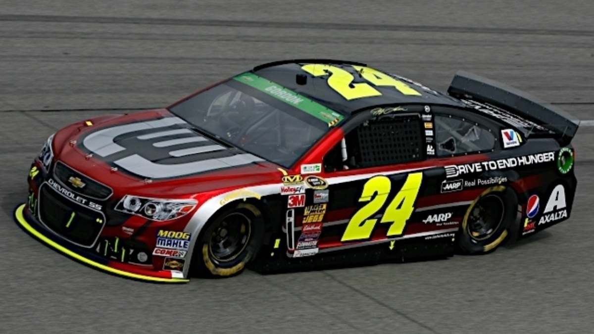 Gordon, Earnhardt, Kahne finish in the top 14 at Richmond