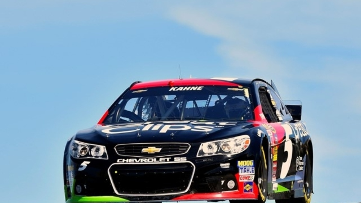 Hendrick Motorsports drivers finish in top seven at Sonoma