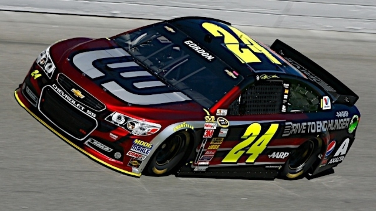 Hendrick Motorsports qualifying report from Talladega
