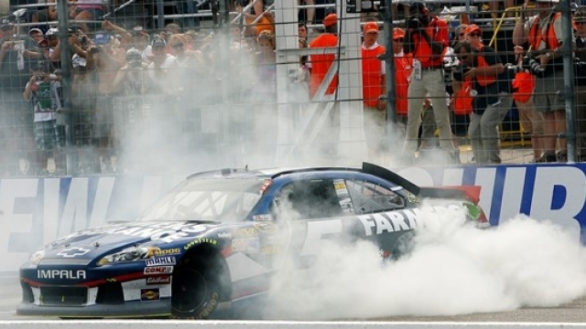 Hendrick Motorsports' top three moments at New Hampshire