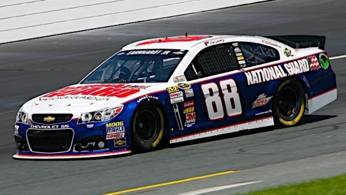 Hendrick Motorsports trio qualifies in top 10 at New Hampshire
