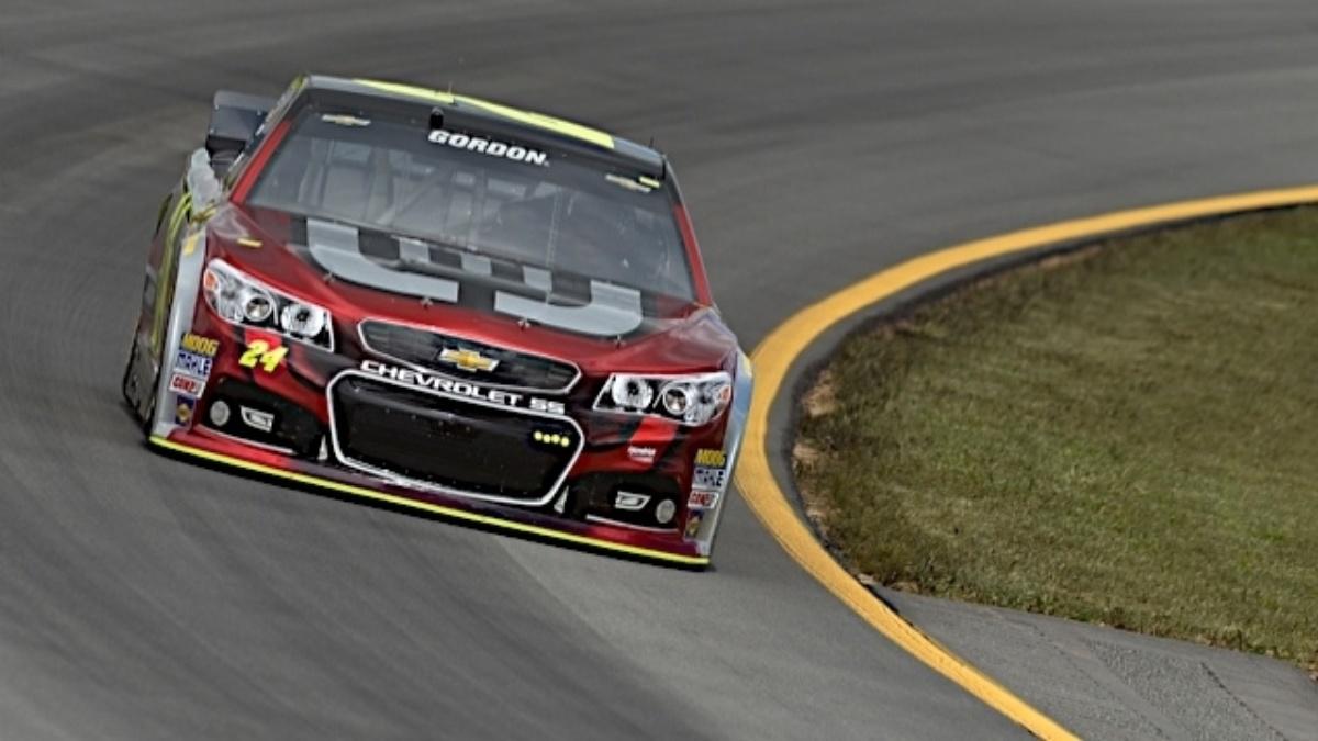 Jeff Gordon, Dale Earnhardt Jr. qualify in top eight at Pocono