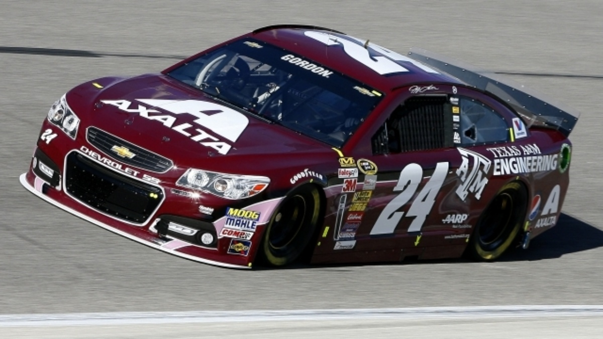 Jeff Gordon, Kasey Kahne finish inside top 11 at Texas