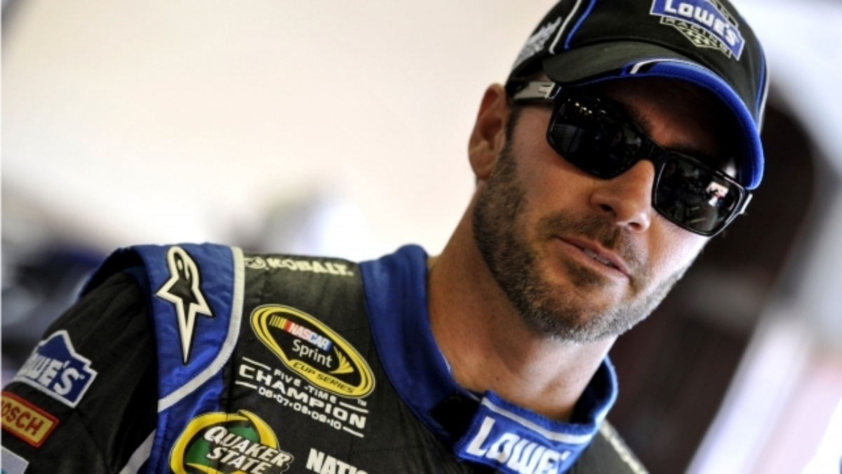Jimmie Johnson named Richard Petty Driver of the Year