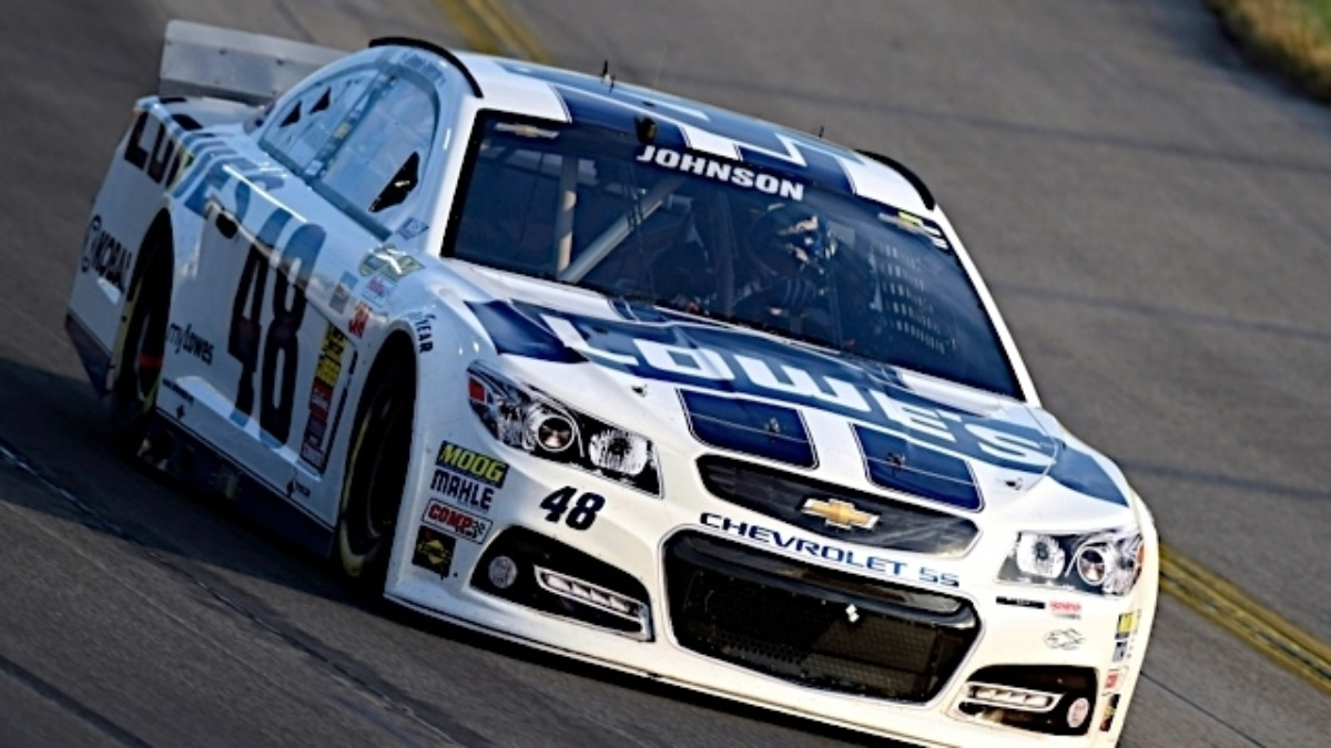 Johnson, Kahne and Gordon qualify inside top 11 at New Hampshire