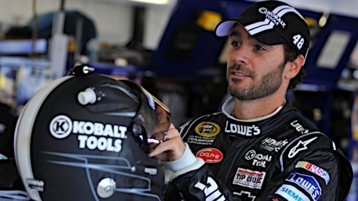 Johnson fourth, Earnhardt eighth at Pocono