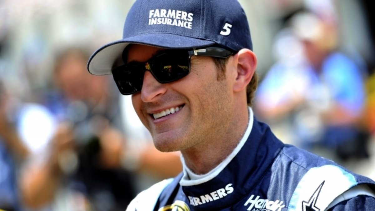 Kasey Kahne teams up with Seattle QB Russell Wilson for June 2014 charity event