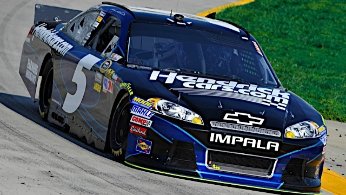 Kasey Kahne to cut ribbon at Hendrickcars.com Charlotte store