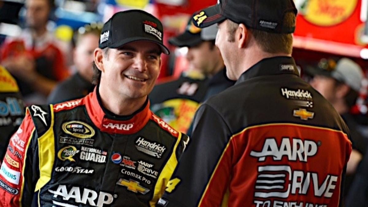 Kentucky only track on 'to-win' list for Jeff Gordon, Hendrick Motorsports