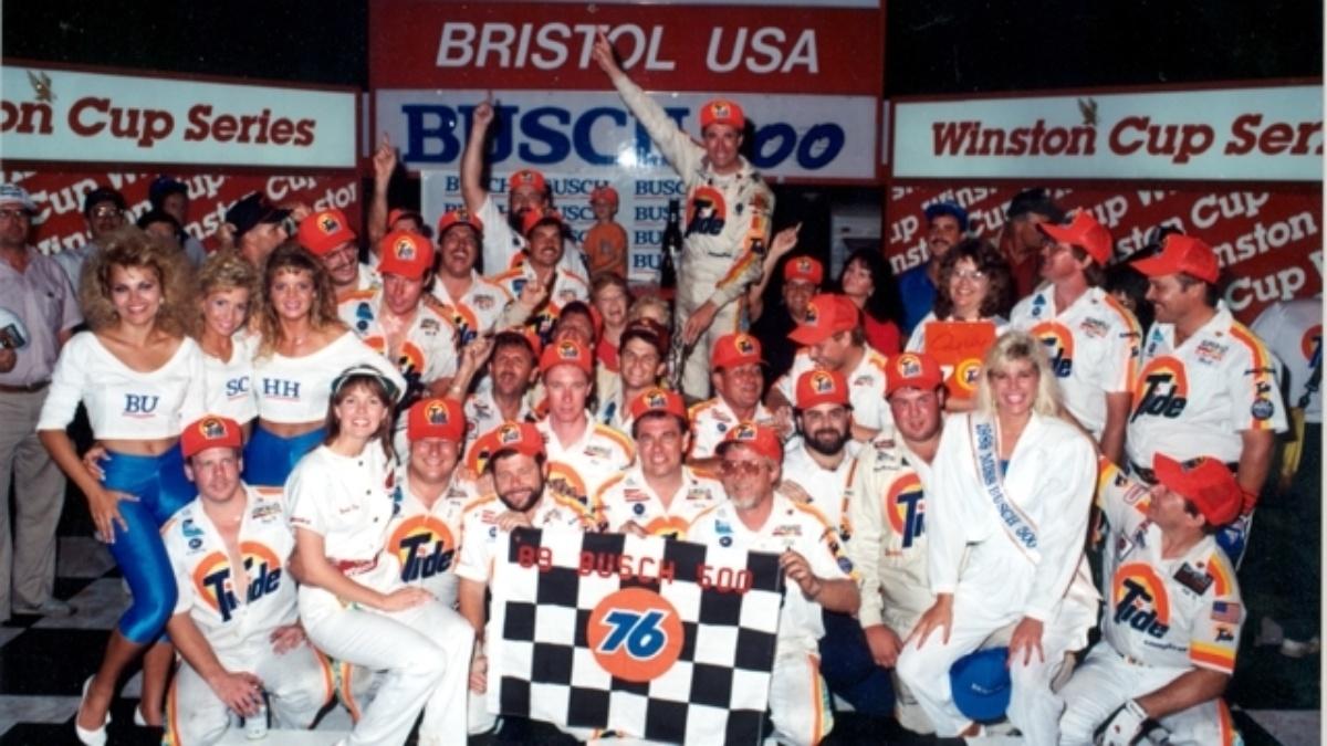 Looking back at Darrell Waltrip's 1989 win at Bristol