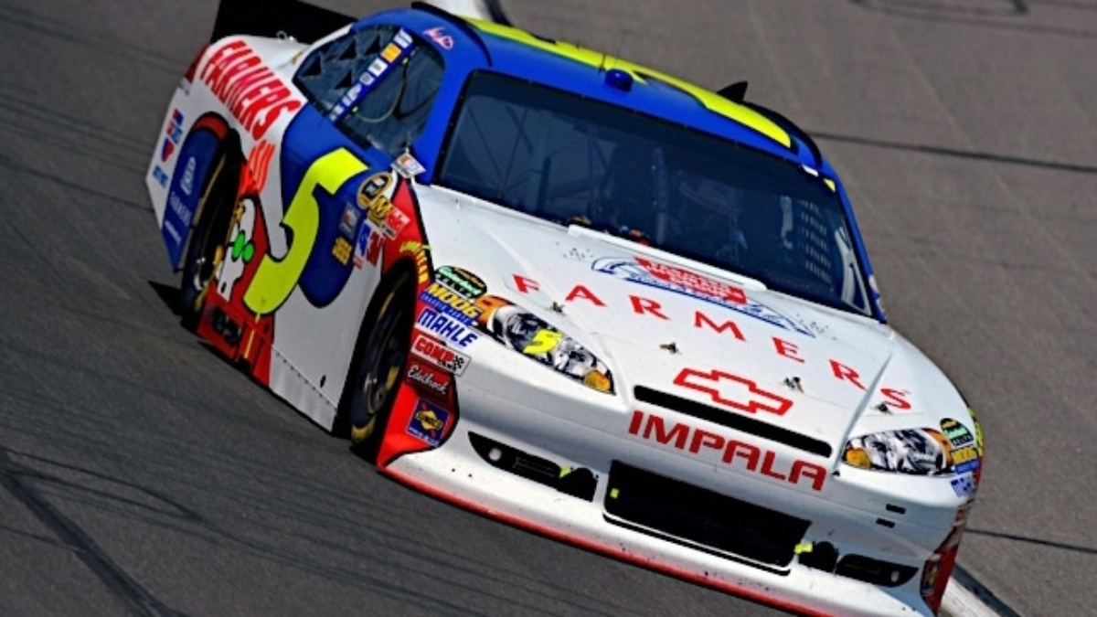 Martin, No. 5 team ready to tackle Pocono Raceway