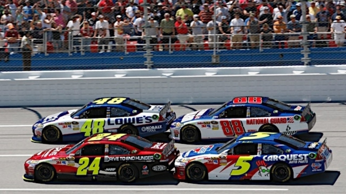 New rules could mean more horsepower, less drafting at 'Dega