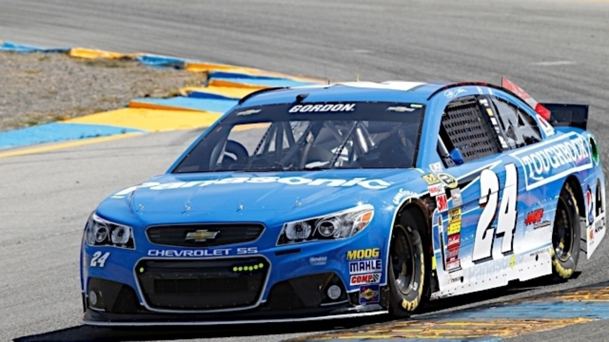 Qualifying report from Sonoma Raceway