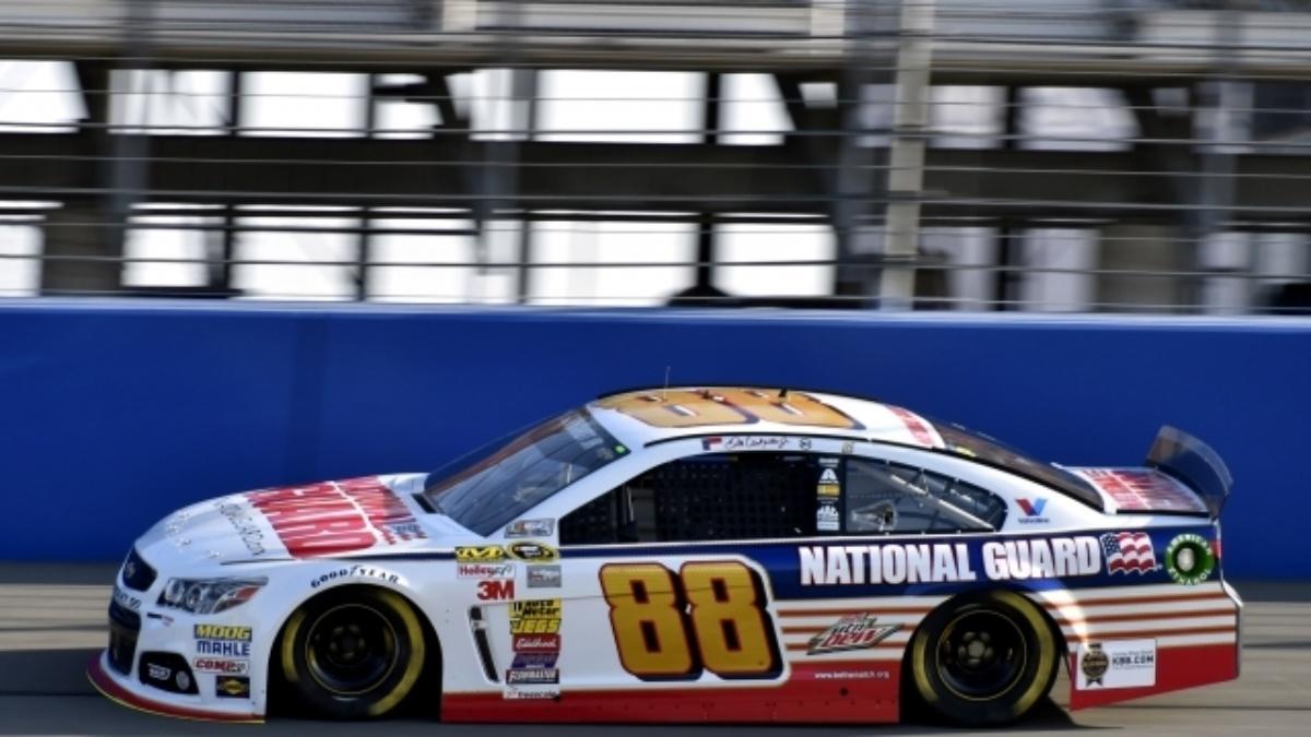 Race recap: Hendrick Motorsports at Fontana