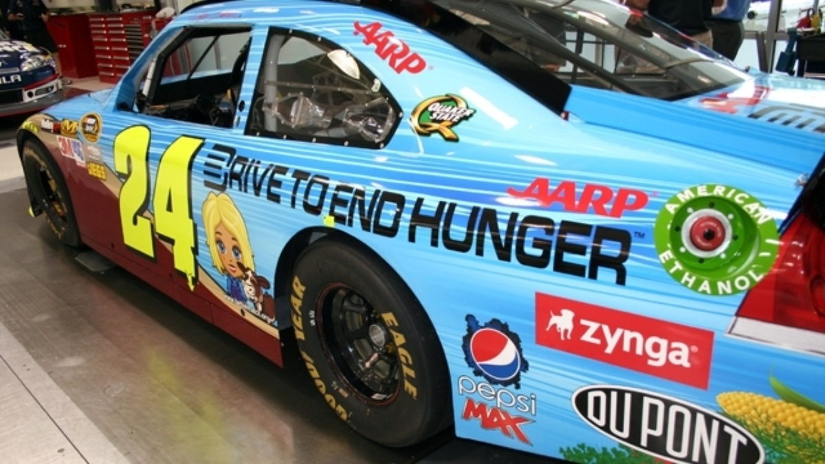 Social gaming leader Zynga supports Drive to End Hunger