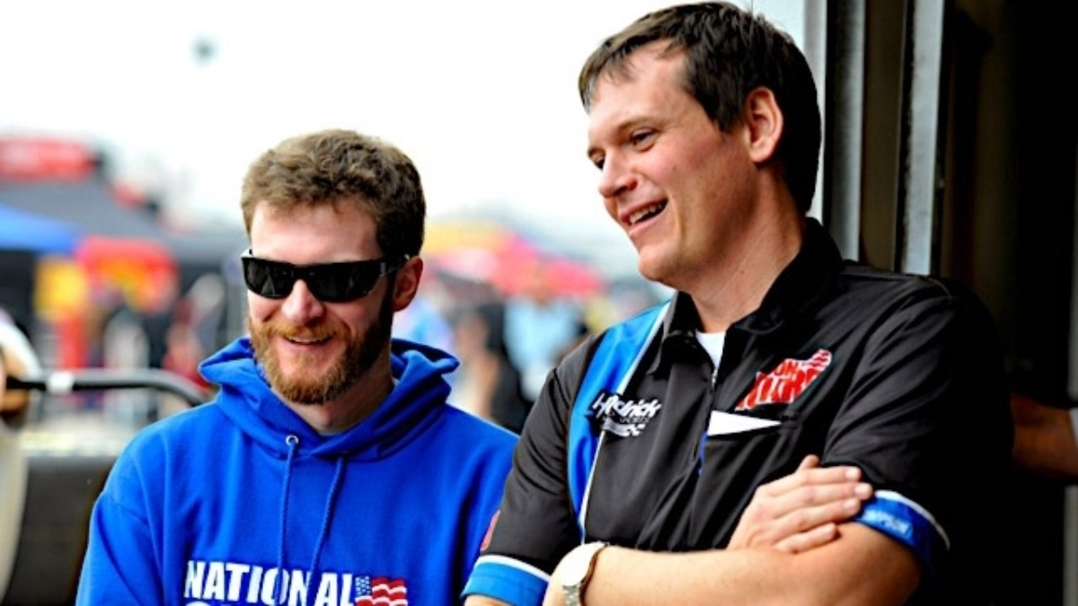 Steve Letarte to lead No. 88 team in 2014, move to TV in 2015