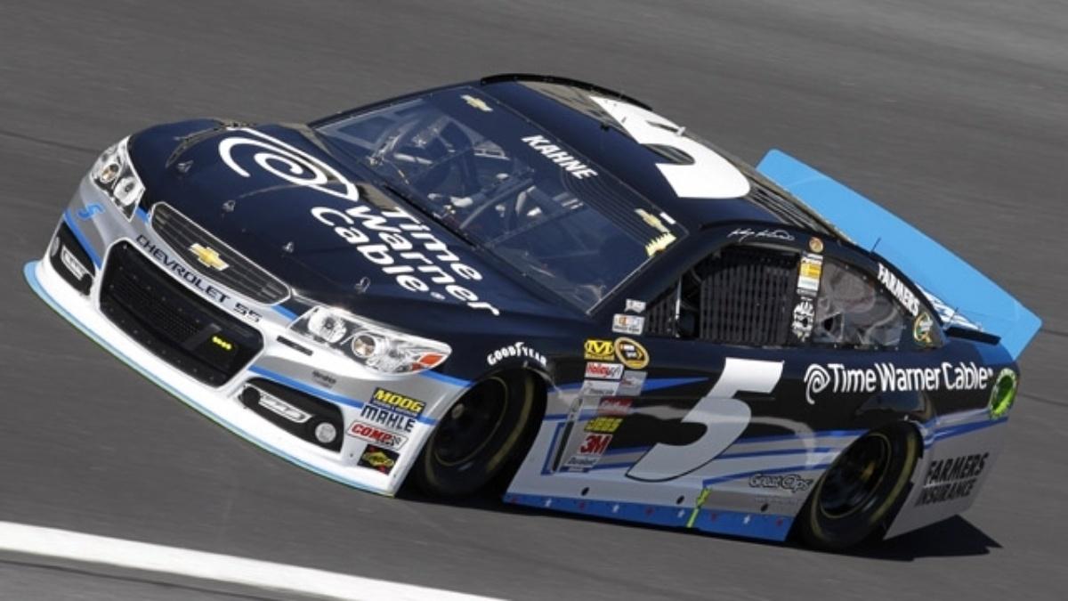 Time Warner Cable broadens Hendrick Motorsports partnership