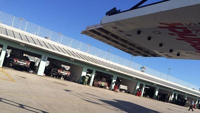 Hendrick motorsports testing at homestead miami speedway for Homestead motor speedway schedule