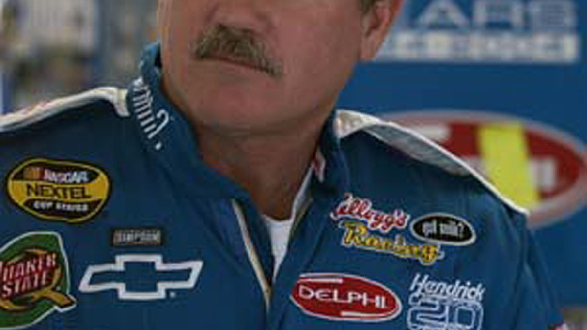 800th Start Adds to Labonte's 'Iron Man' Legacy
