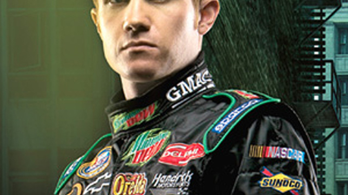 Brian Vickers is 'Fueled by Dew'