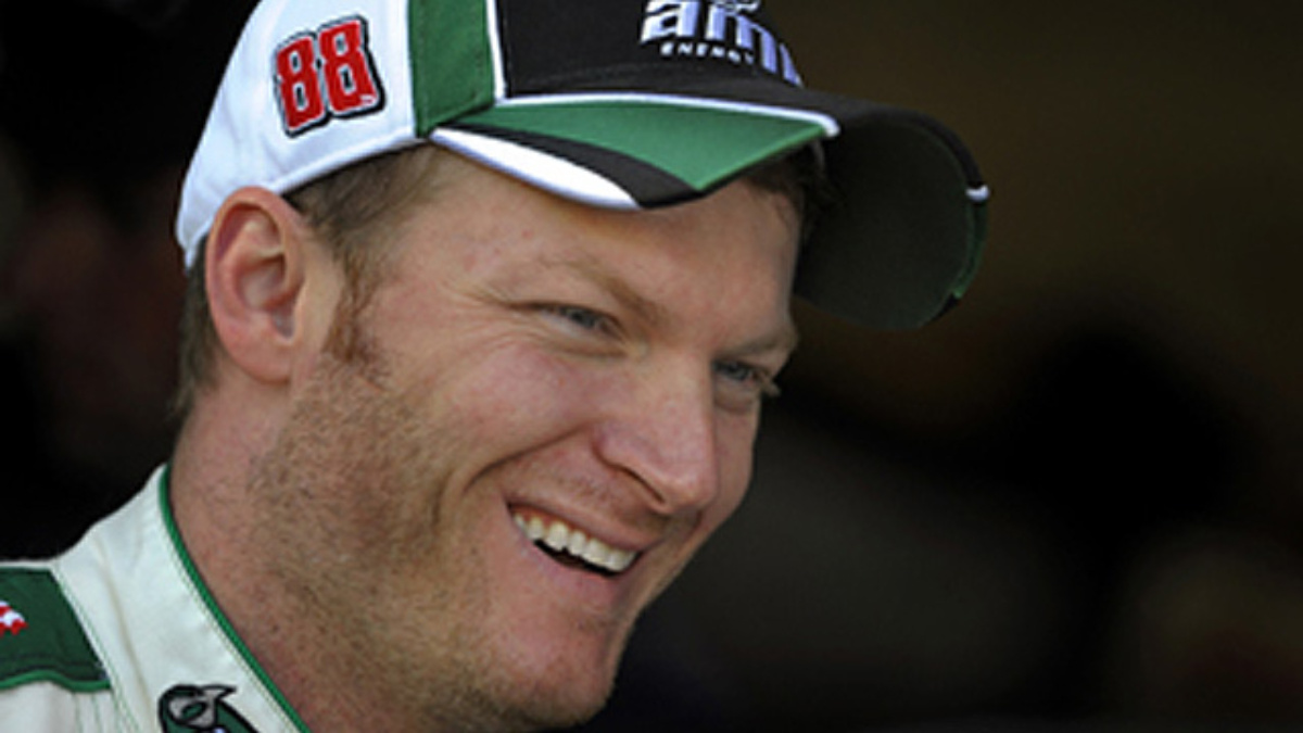Earnhardt discusses vacation, testing