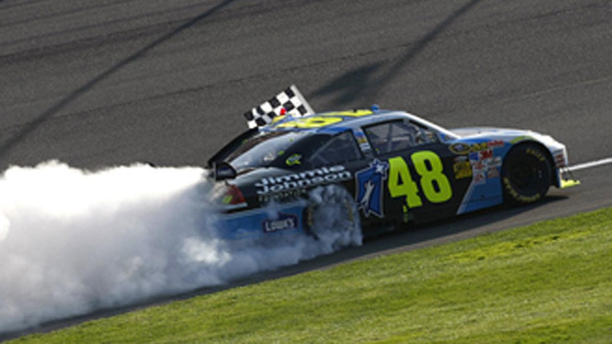 Fontana recap: Johnson wins, Gordon and Martin finish in top 5