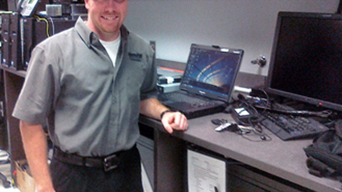 Getting to know Josh Yeakley, information technology specialist