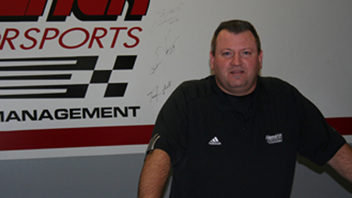 Getting to know Todd Rucker, Hendrick Motorsports marketing buyer