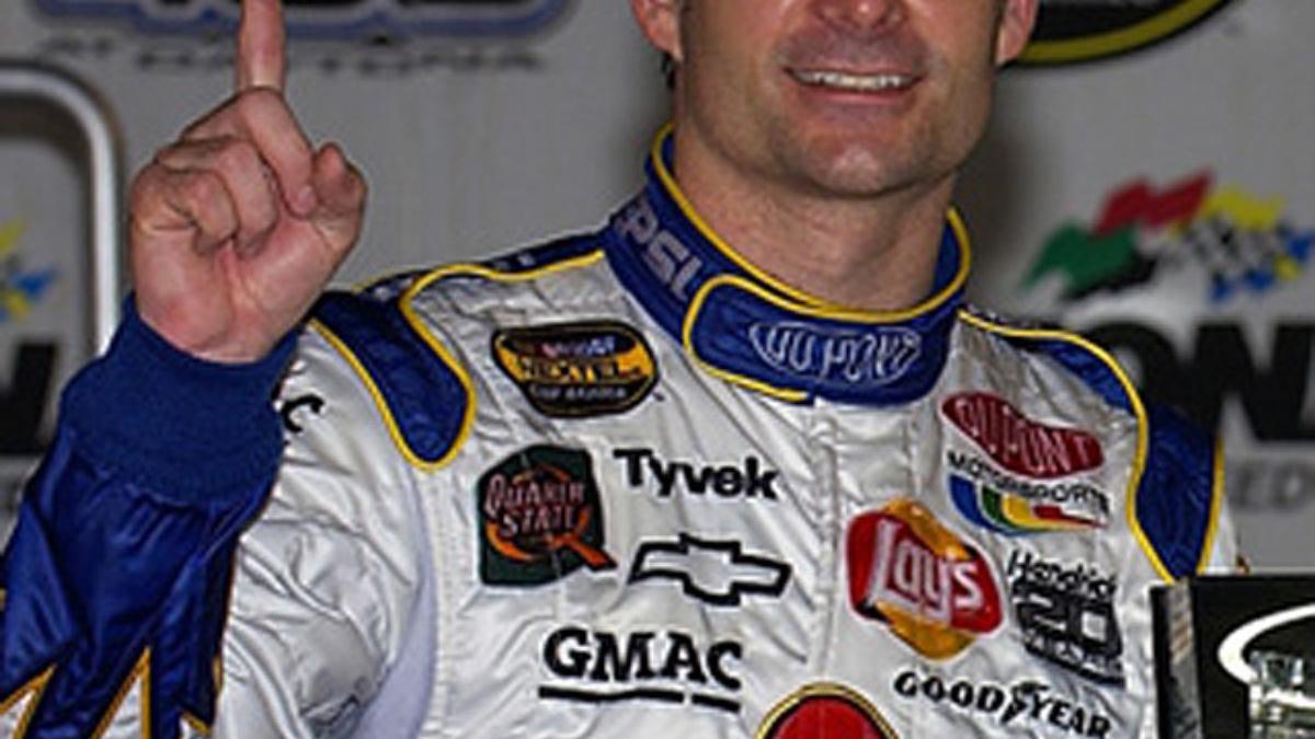 Gordon Wins Pepsi 400