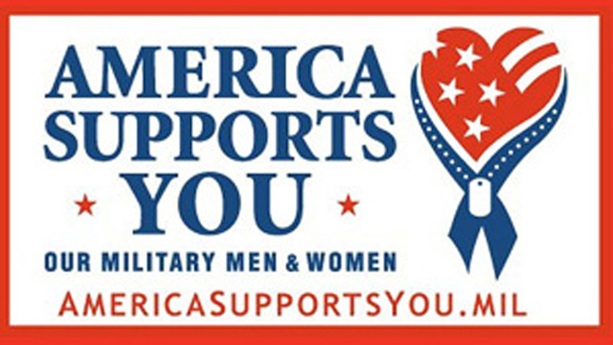 Help Support The Troops!