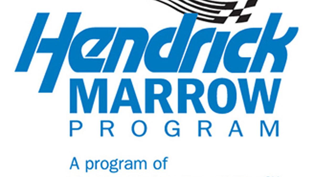 Hendrick Marrow Program, St. Baldrick's Foundation added to Helmet of Hope