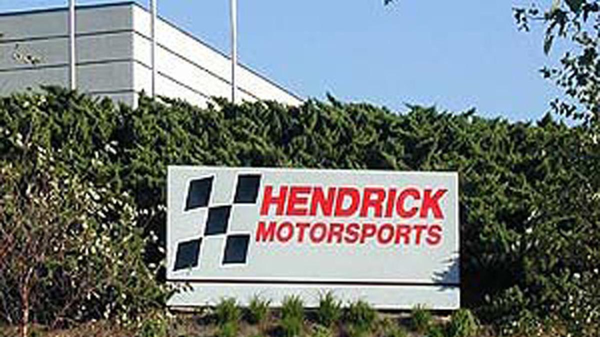 Hendrick Motorsports Inks Trio of Prospects