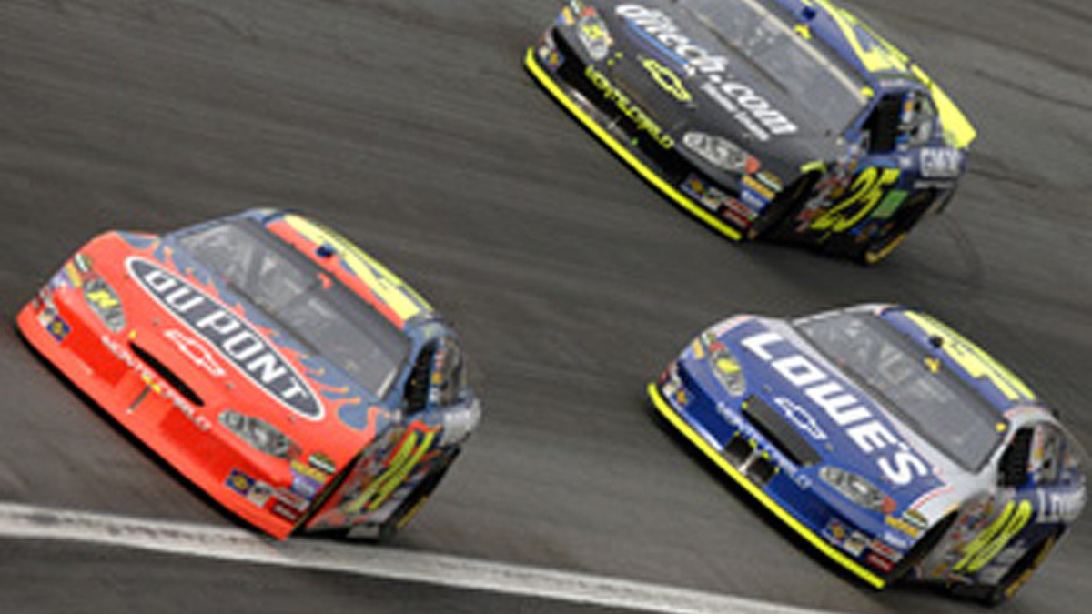 Hendrick Motorsports Wraps Up Season of Milestones