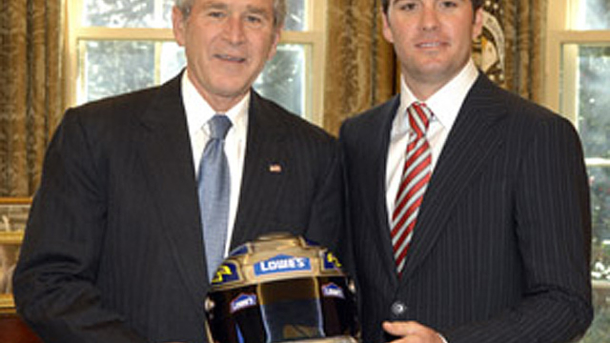Jimmie Johnson to visit the White House and Capitol Hill