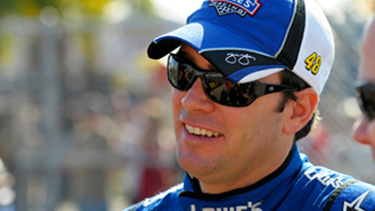 Johnson gears up for 13th Cup start at Auto Club Speedway