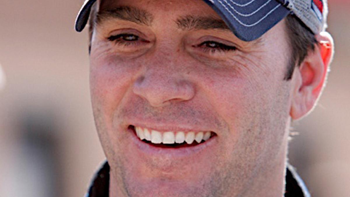 Johnson wins Best Driver ESPY