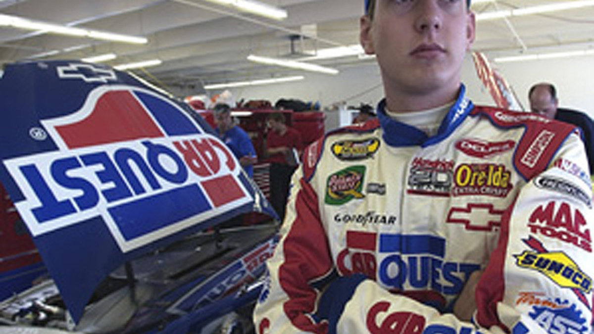 Kyle Busch Prepares for Michigan