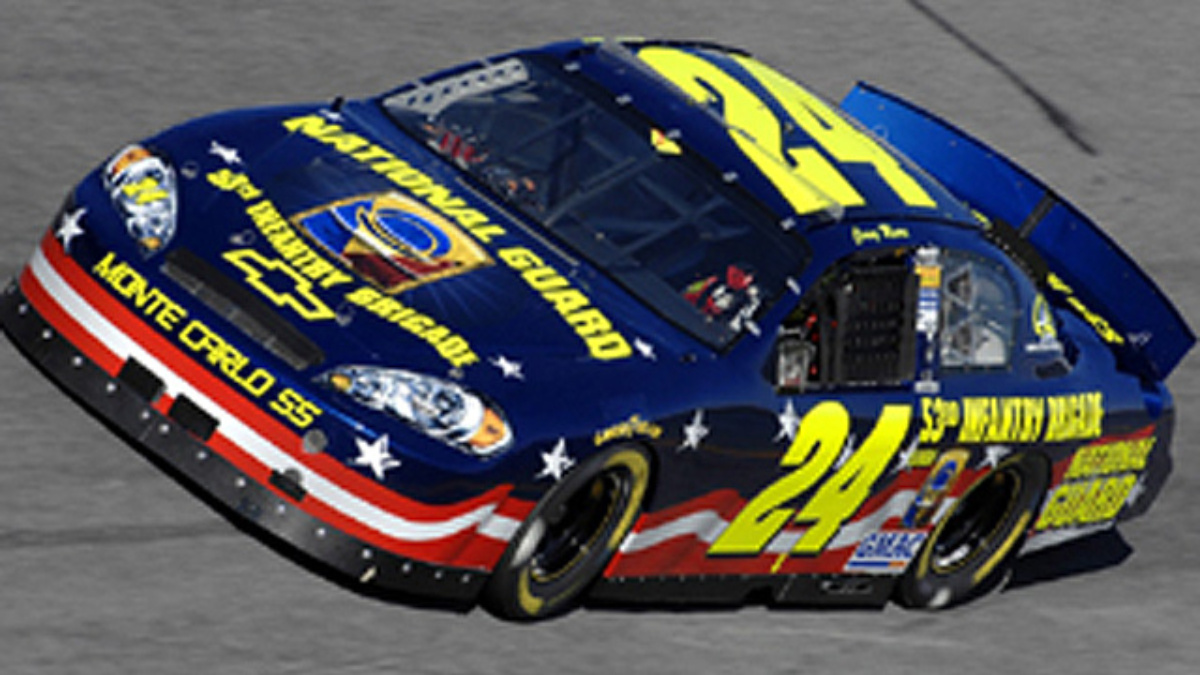 No. 24 National Guard Team Seeking Success at Vegas