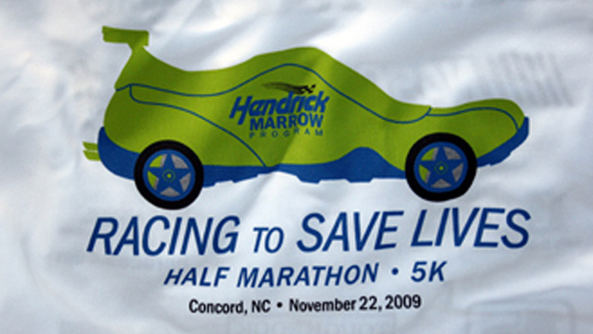 Recapping the Hendrick Marrow Program Half Marathon and 5K