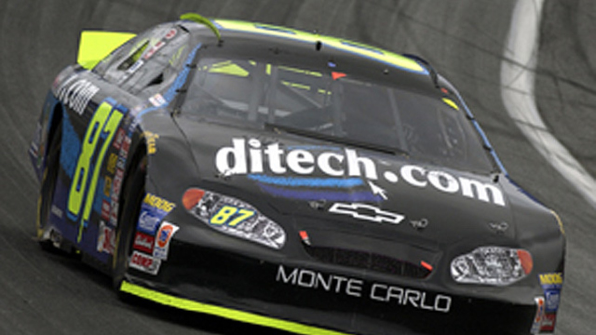 Reid Makes First Busch Series Start