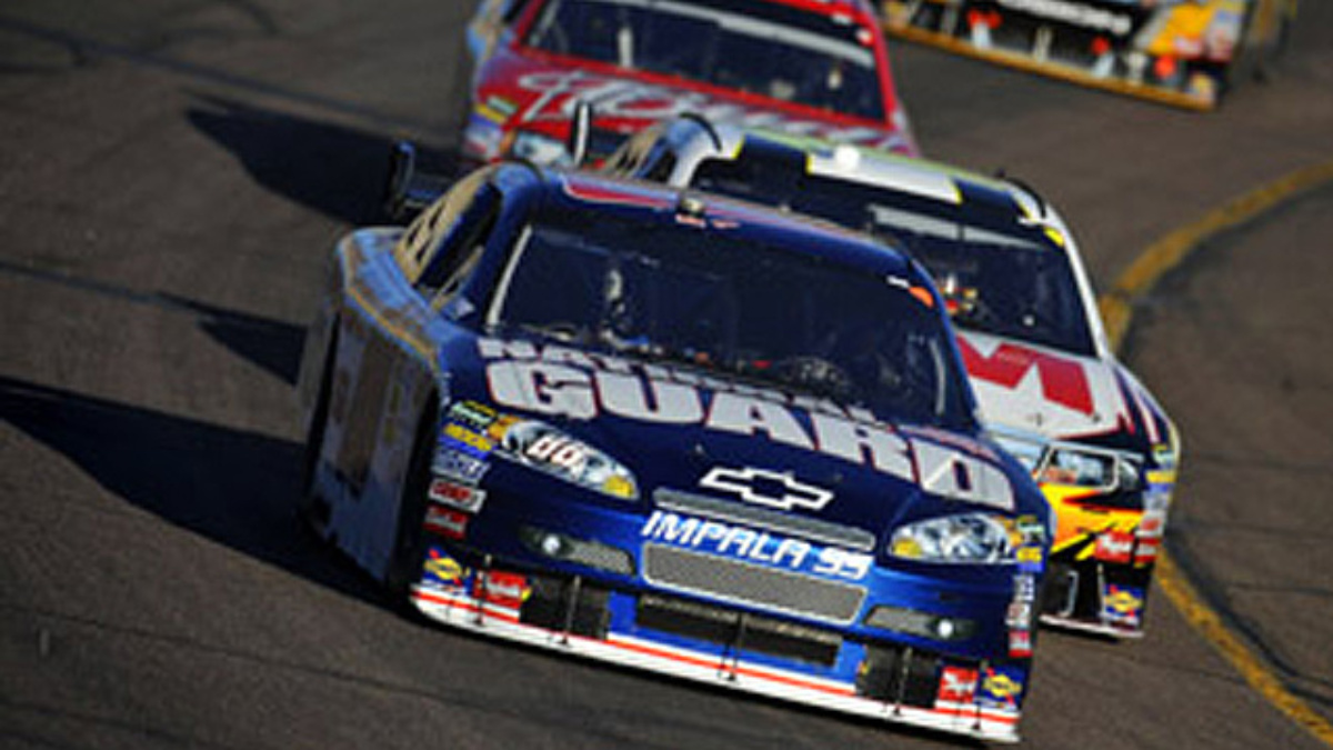 Talladega recap: Earnhardt takes second