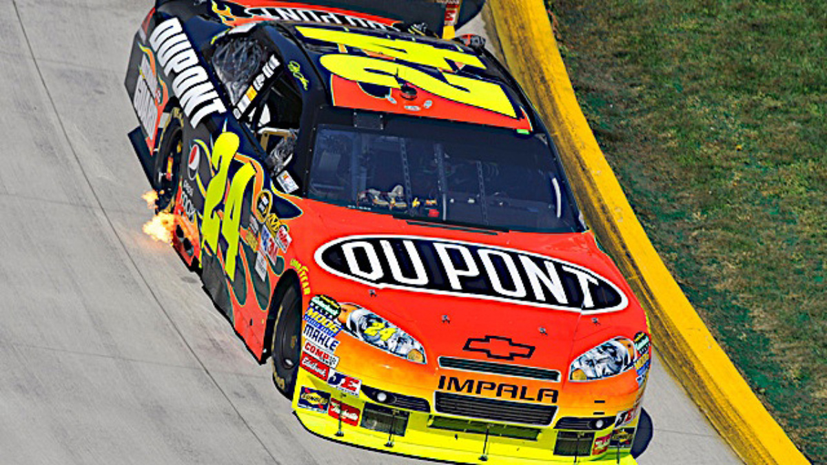 Team DuPont will 'fall back' this weekend at Texas